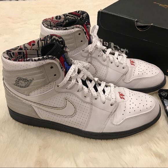 6b25f4508661 Jordan Other - Nike Air Jordan Retro 1  93 Playoff Sneakers